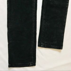 Urban Outfitters Pants - BDG Urban Outfitters Black Skinny Corduroy Pants